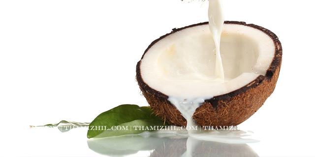 Coconut Milk, Thengai paal, Hair Growth, தேங்காய் பால்